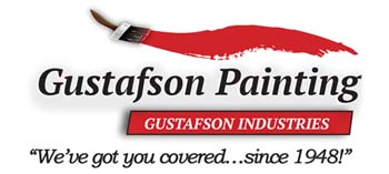 Gustafson Painters Logo