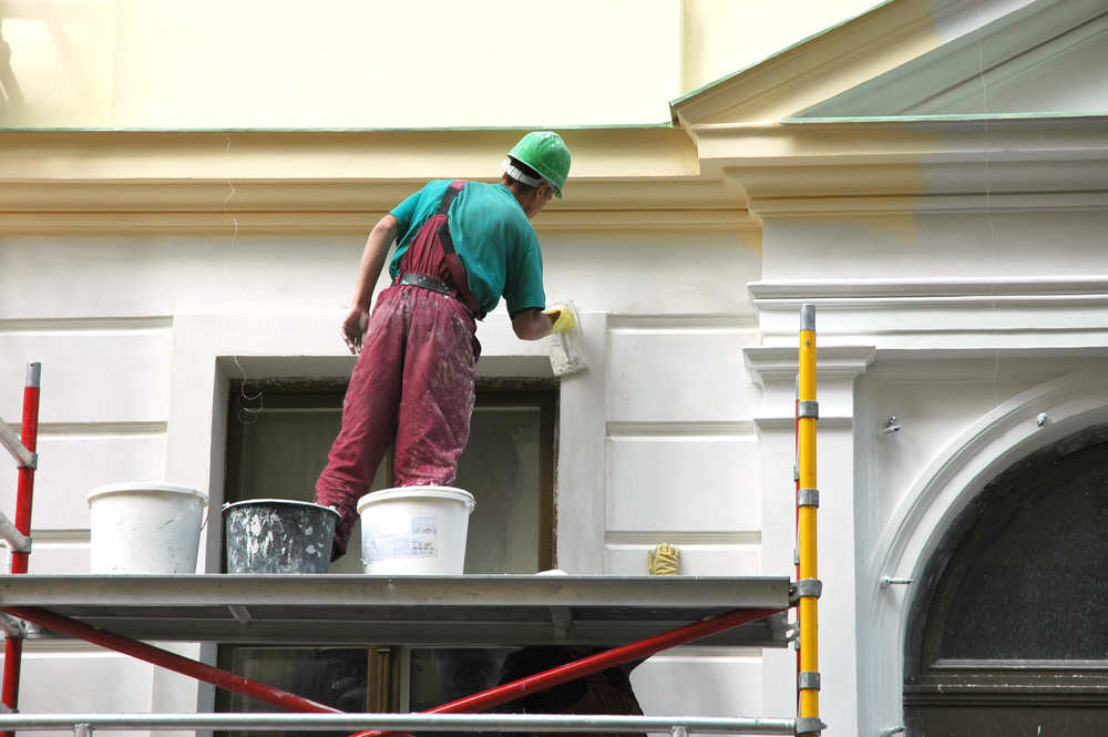 Protect exterior paint