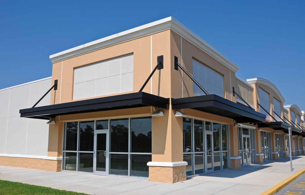 Sprucing up the Look of Your Commercial Building