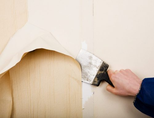 Our Pro Tips for Removing Your Old Wallpaper to Prepare For a New Paint Job